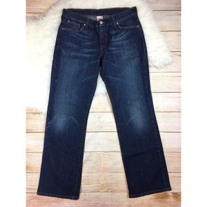 New Lucky Brand classic fit straight jeans 10/30